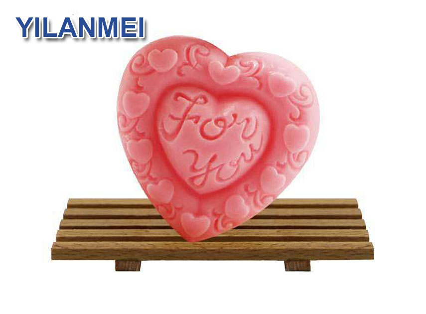 100g Love Heart New Sea Essential Oil Handmade Soap Ingredients Add Handmade Soap