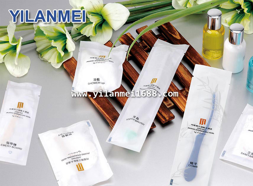 Hotel Disposable Amenities Set Supplies