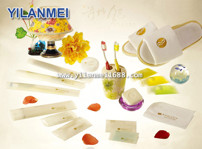 Five-Star Matte Soft Film Five Star Hotel Amenities Wholesale