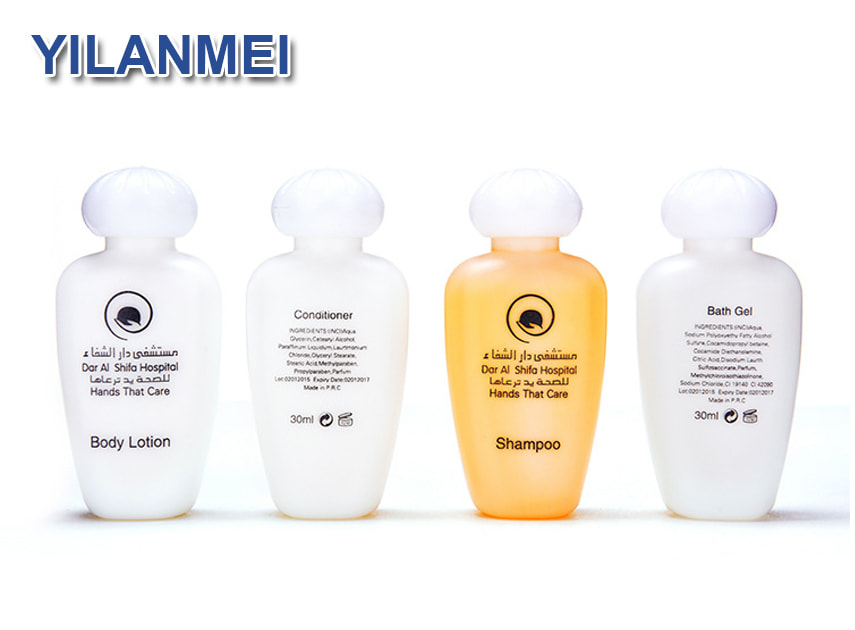 YiLanmei Bottle Shampoo Best Hotel Shampoo Wholesale