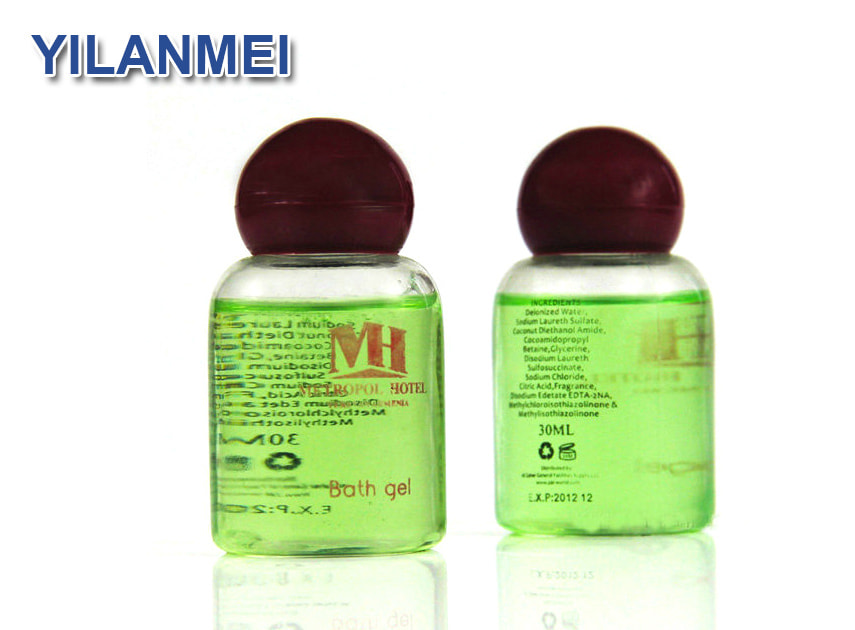 YiLanmei Bottle Shampoo Cheap Hotel Shampoo Wholesale