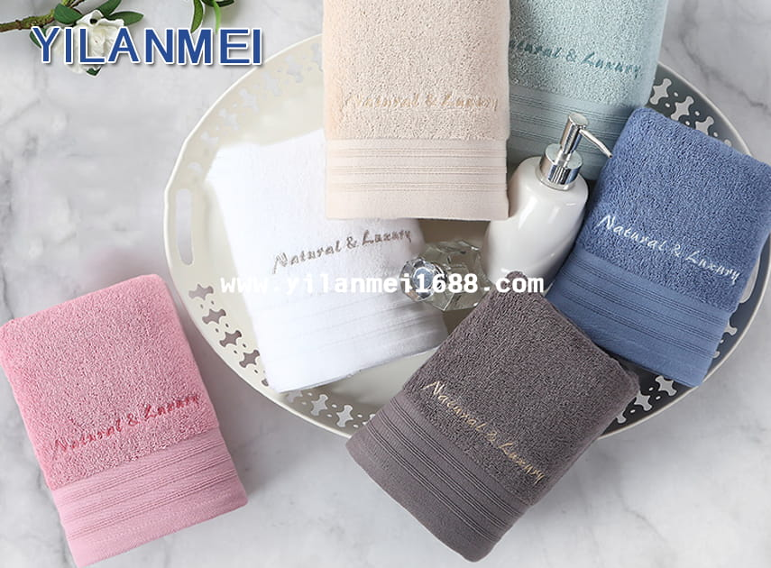 Hotel Facetowel White Face Towels In Bulk