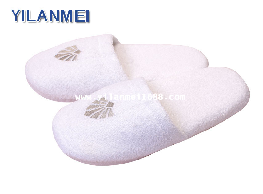 Disposable Coral Hotel Slippers White Hotel Slippers Wholesale